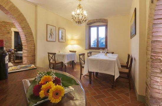 Casale di Brolio: Il nostro ristorante Babette