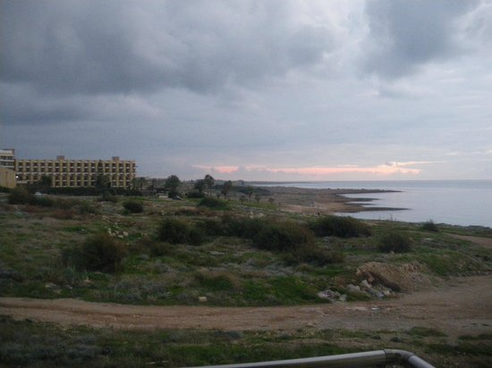 Capital Coast Resort & Spa: Sea view South overlooking scrubland