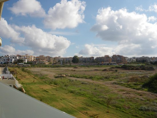 The Walk To Lidl Picture Of Capital Coast Resort Spa Paphos