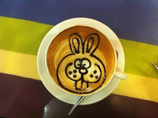 Blackbird Cafe: Easter coffee