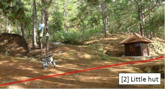 Lang Biang: [2] Little hut