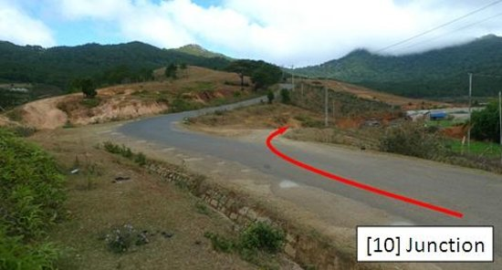 Lang Biang: [10] Junction