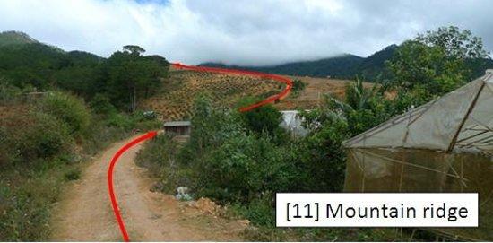 Lang Biang: [11] Mountain ridge