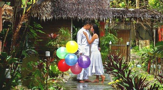 CRYSTAL WEDDING JAN 12 - Picture of Dalupuri - San Antonio Island ...