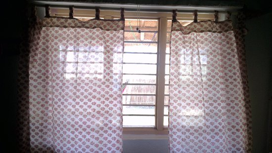 The Goan Corner : The windows of the cottage