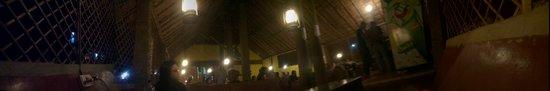 The Goan Corner : Inside area of the restaurnt