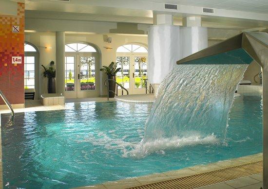 Sofitel Grand Sopot: Swimming pool