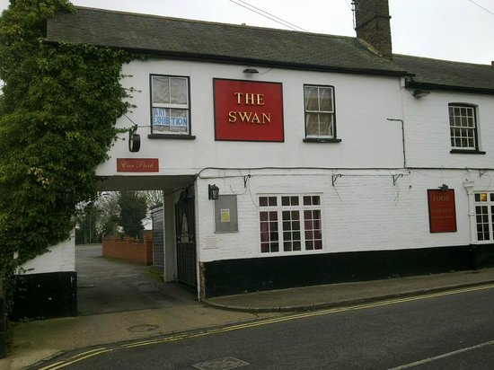 The Swan, Horndon-on-the-Hill, Essex.