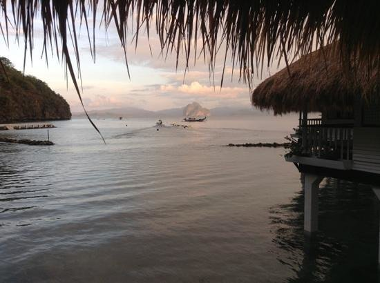 El Nido Resorts Miniloc Island:                   amazing