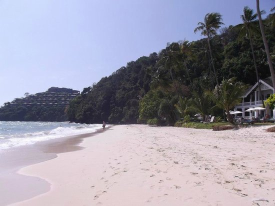Cape Panwa Hotel: Hotels Private Beach