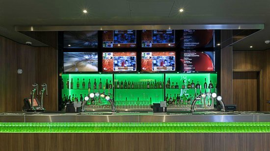 Carlsberg Sports Bar London Soho Restaurant Reviews