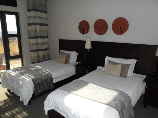 Maropeng Boutique Hotel: room