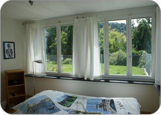 B&B Daisy Thun Switzerland: Zimmer MAX