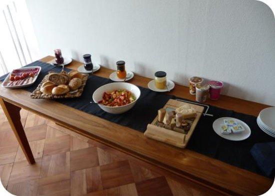 B&B Daisy Thun Switzerland: Frühstück