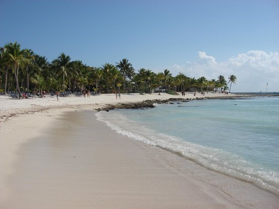 بارسيلو مايا بيتش: Che spiaggia!!! 