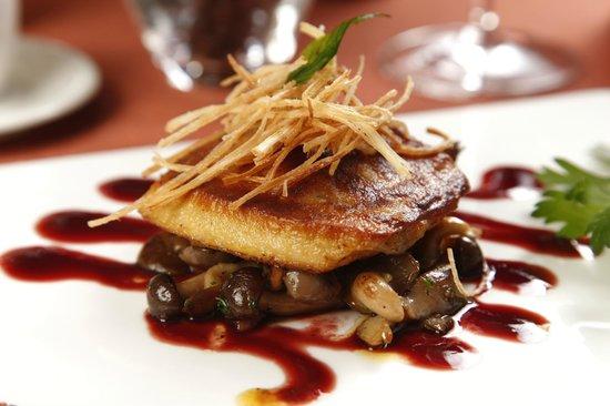 Le Restaurant (Inside Shenanbei Hotel): Fried Goose liver