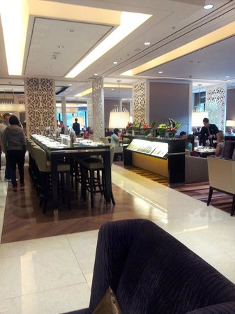 Shangri-La Hotel Kuala Lumpur: ホライズンラウンジ