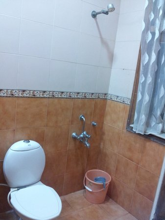 EuroStar International: bathroom