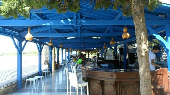 Perili Bay Resort Hotel: Plaj Bar