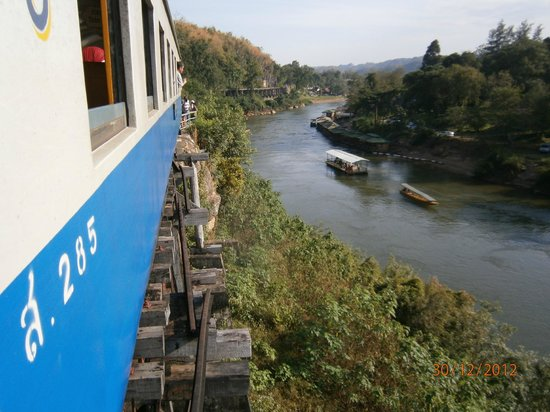 Rembrandt Hotel Bangkok: Death Railway