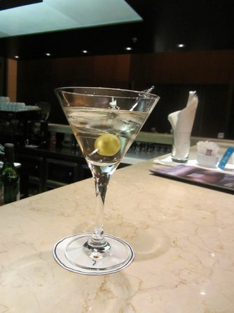 Slano, Croacia: Wodka Martini