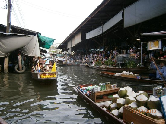 ‪رمبراندت هوتل بانكوك: Floating Market