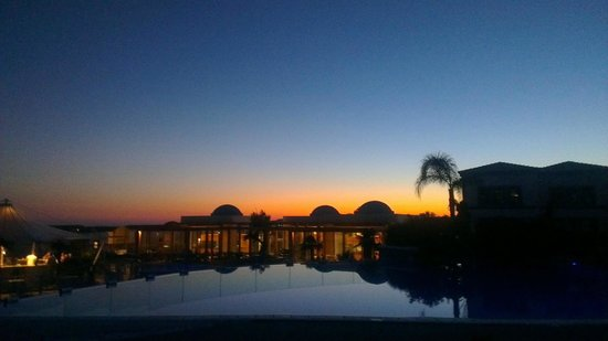 Mitsis Blue Domes Resort & Spa: Perfection