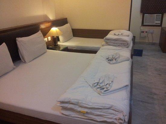 Hotel Hari Piorko: номер