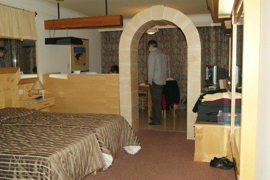 Hotel Santana: suite