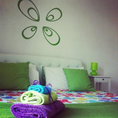 Tutto Tondo: camera verde