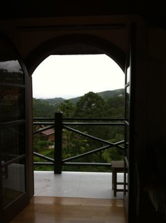 We Hotel: Vista do quarto