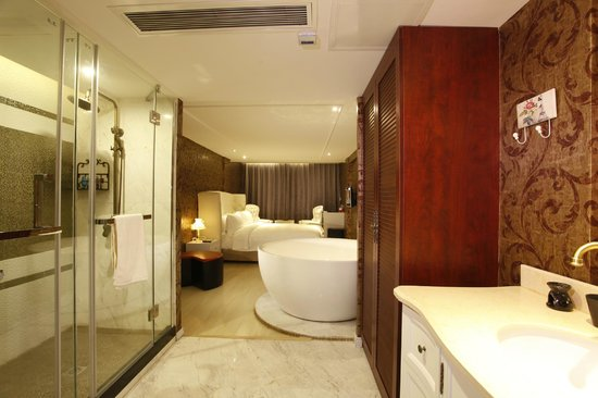 Yeyou Mancao Boutique Guest House : Mountain View Luxury Room