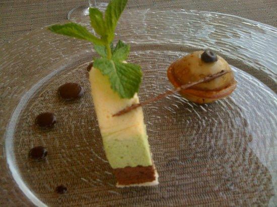 Restaurant Le Neptune: dessert