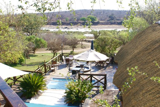 Crocodile Kruger Safari Lodge: Kruger National Park view