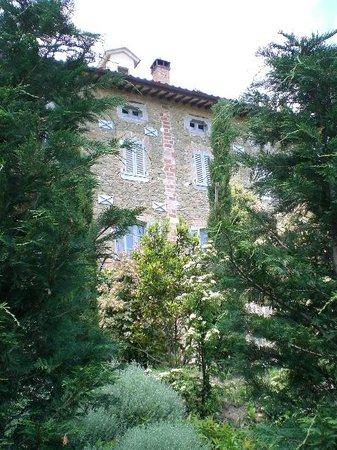Villa Mina: struttura