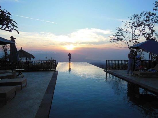 Munduk Moding Plantation : piscine