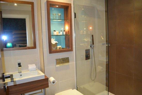 Hotel Indigo Edinburgh: En-suite