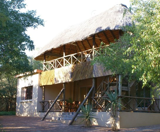 Crocodile Kruger Safari Lodge: Self catering three bedroom house