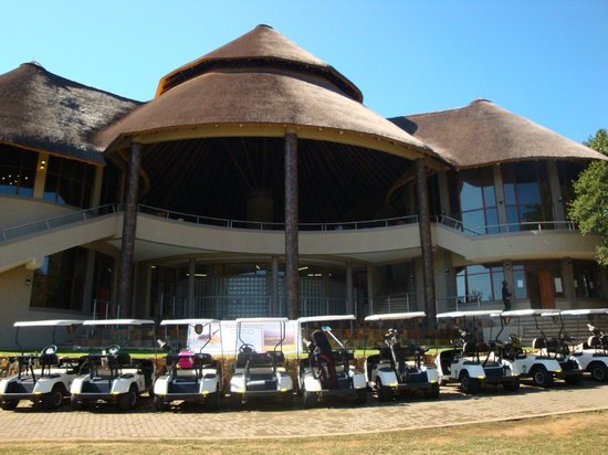 Nkonyeni Lodge & Golf Estate Hotel: very nice