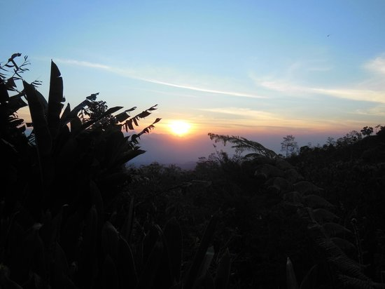 Munduk Moding Plantation: panorama de la villa