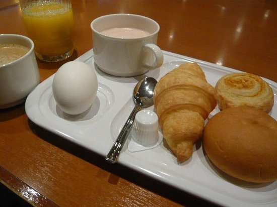 Kurume Washington Hotel Plaza: 朝食