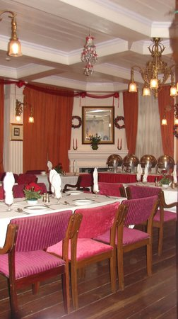 The Elgin, Darjeeling: Dining Room