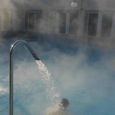 Grand Hotel Trieste & Victoria: acqua calda rigenerante