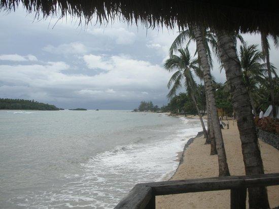 โนราห์ บีช รีสอร์ท แอนด์ สปา: Beach