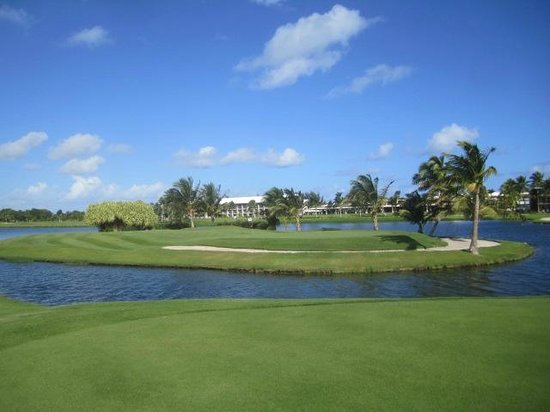 Barcelo Bavaro Palace: Hole # 9