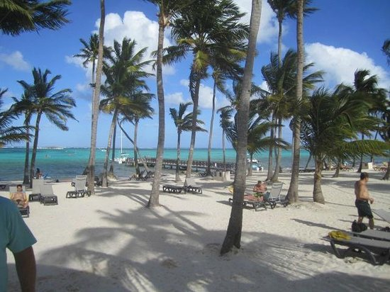 Barcelo Bavaro Palace: beach