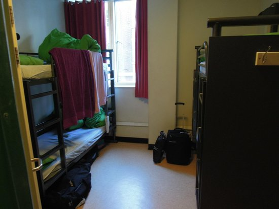 YHA London Central: 4 Dorm Room
