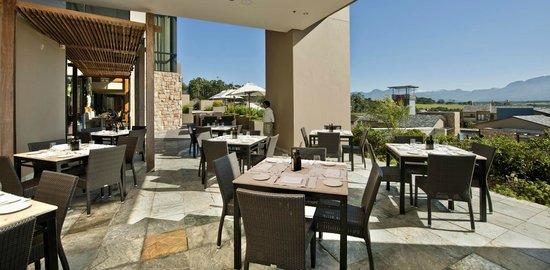 Cucina Restaurant : Cucina Terrace