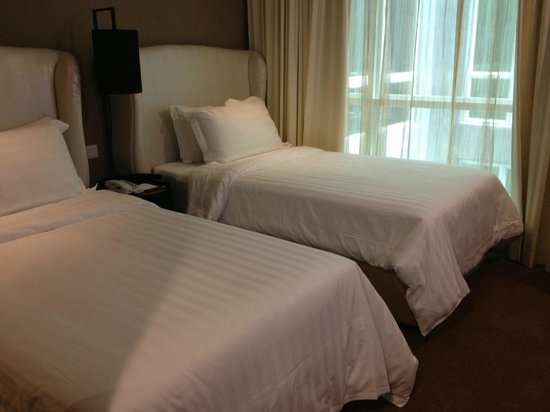 Hatten Hotel Melaka: Comfortable bed