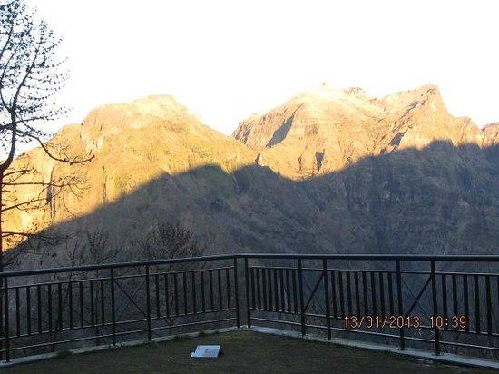 Eira do Serrado Hotel & SPA: Amanhecer nas montanhas
